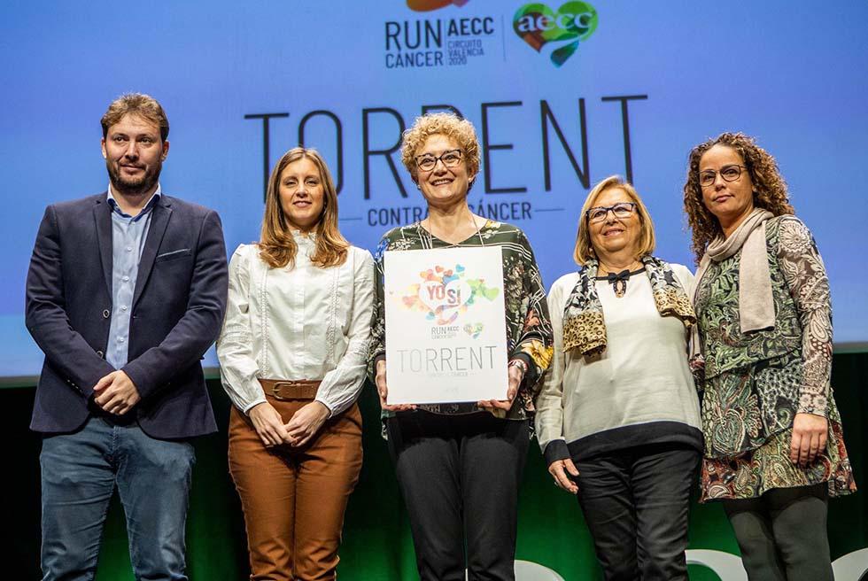 Torrent correrá la RunCáncer el 26 de septiembre