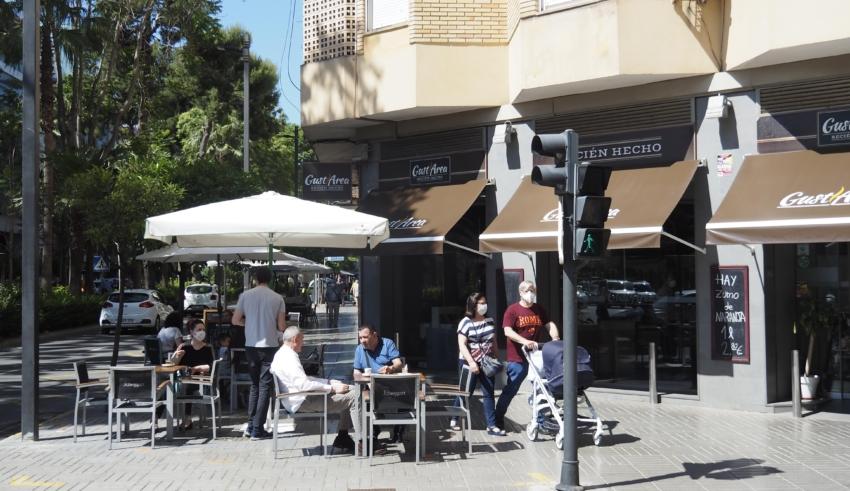 Torrent no cobrará la tasa de terrazas a la hostelería en 2021