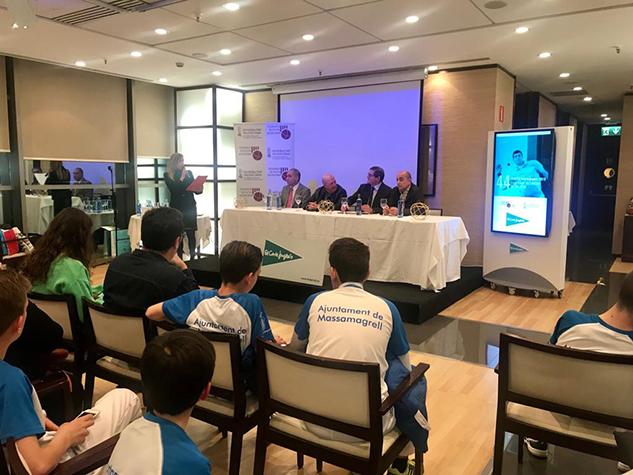 Torrent acogerá las finales del trofeo El Corte Inglés de la modalidad trinquet
