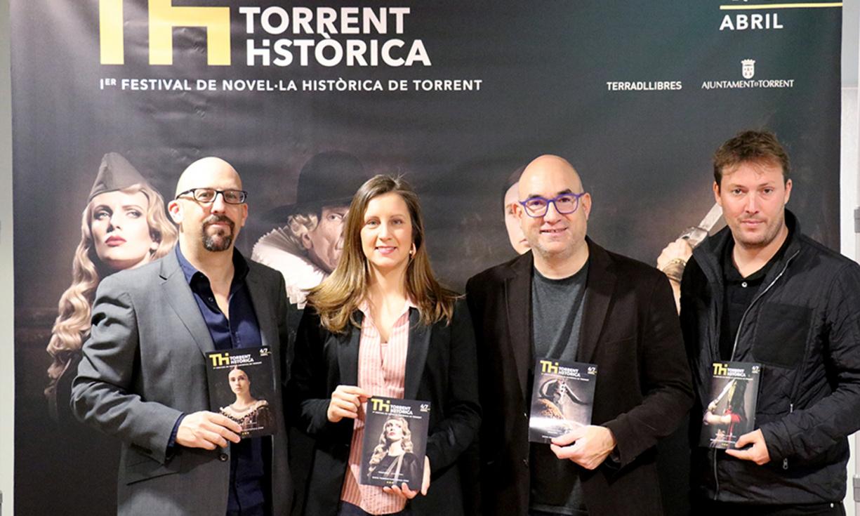 Torrent Històrica, el primer festival de género histórico de la Comunitat