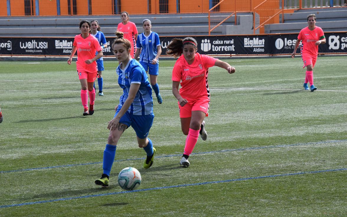 El fútbol femenino de Torrent vuelve a la competición