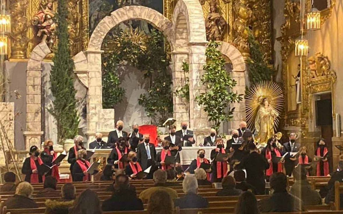 El Orfeón del Círculo Católico sigue con sus actividades y conciertos