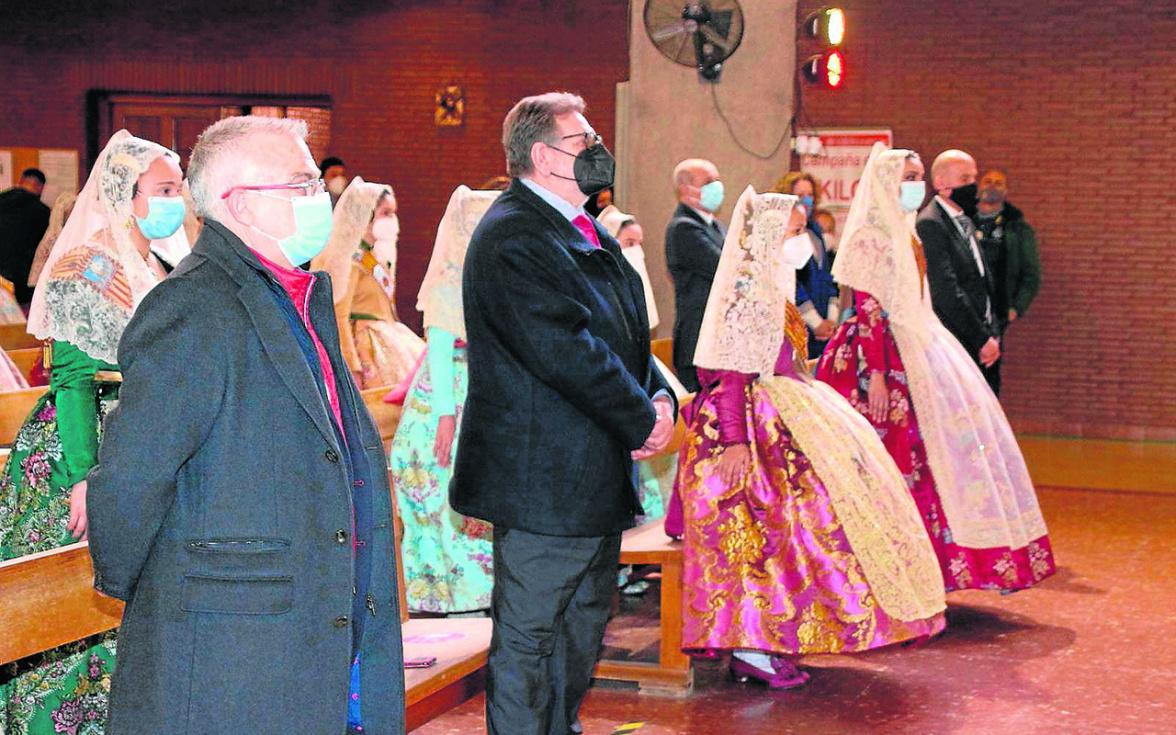 Las comisiones celebran el Año de Sant Josep con seguridad