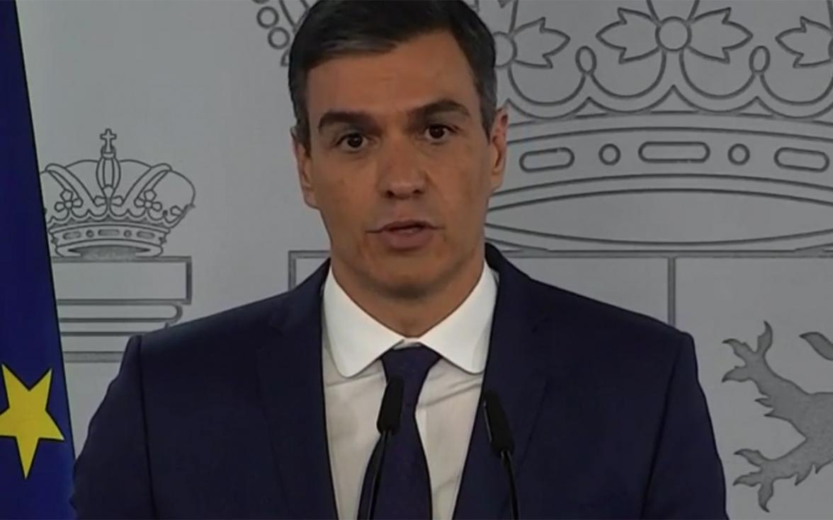Sánchez asegura que a finales de agosto estarán vacunadas 33 millones de personas