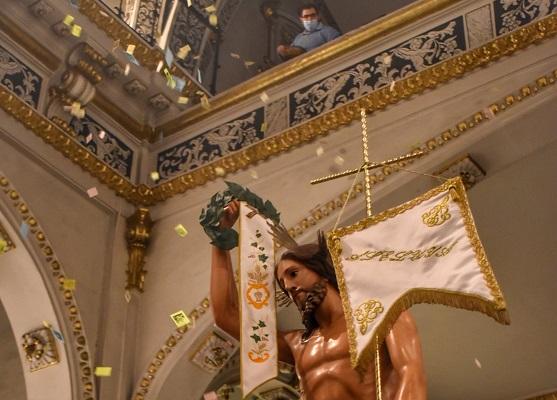 Torrent vive la semana santa virtual y el encuentro dentro de la Asunción