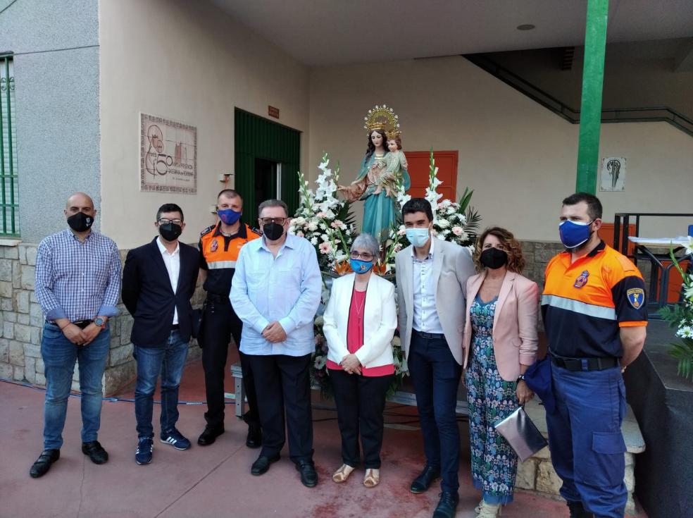 María Auxiliadora celebra la fiesta de su patrona
