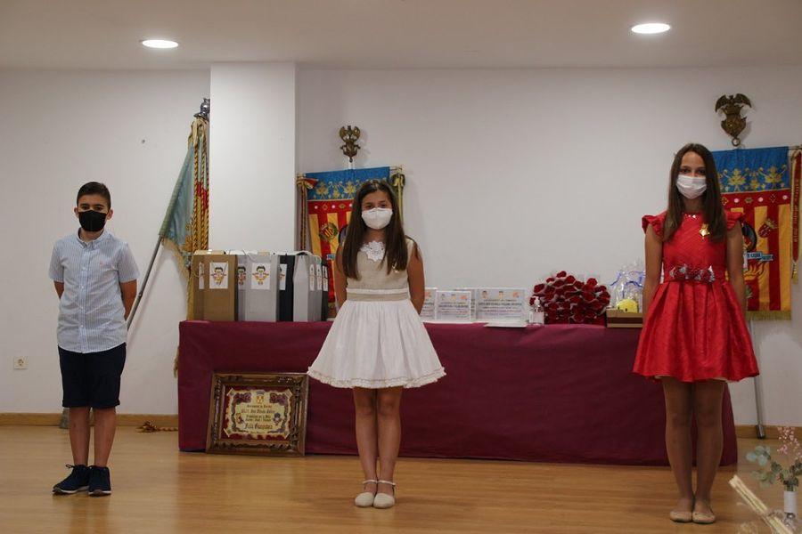 Entrega de premios de los XXXVI Jocs Florals Fallers Infantils