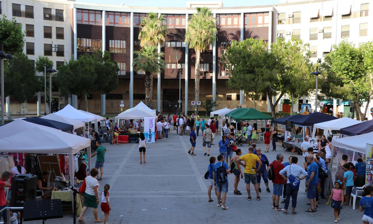Torrent Comercial organiza la Feria del Comercio