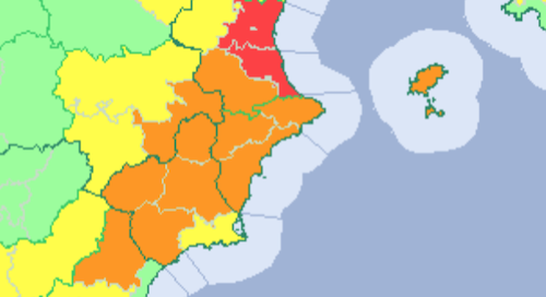 La AVAMET decreta la alerta roja por temperaturas extremas en Torrent