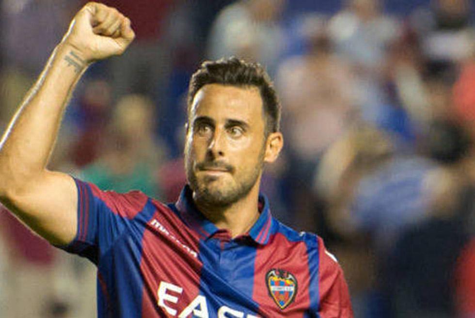 El torrentino Pedro López se despide del fútbol profesional tras 18 años de carrera