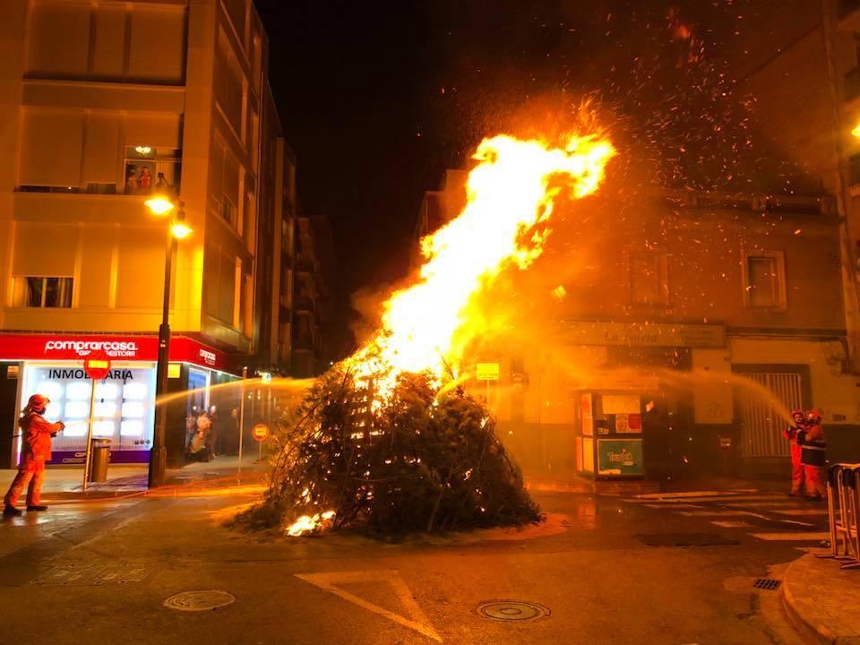 Torrent celebra la festivitat de Sant Antoni