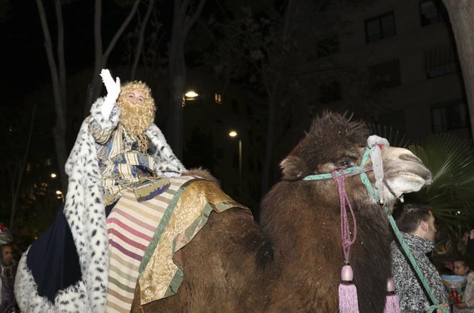Els Reis Mags arriben a Torrent en la nit més màgica de l'any