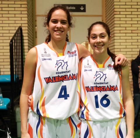 Dos joves torrentines han sigut elegides per la Selecció Valenciana Cadet de Bàsquet Femení