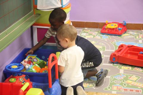 770 xiquets d'Educació Infantil reben l'ajuda econòmica de l'Ajuntament
