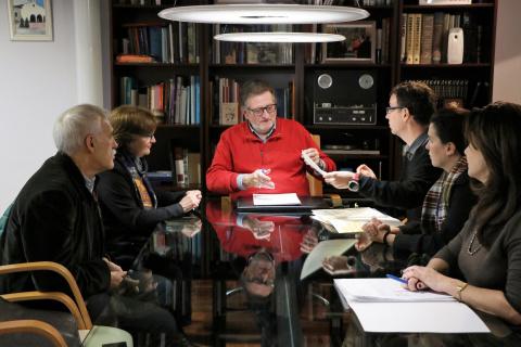 Torrent signa un conveni amb el Serra Perenxisa i Veles e Vents contra el fracàs escolar