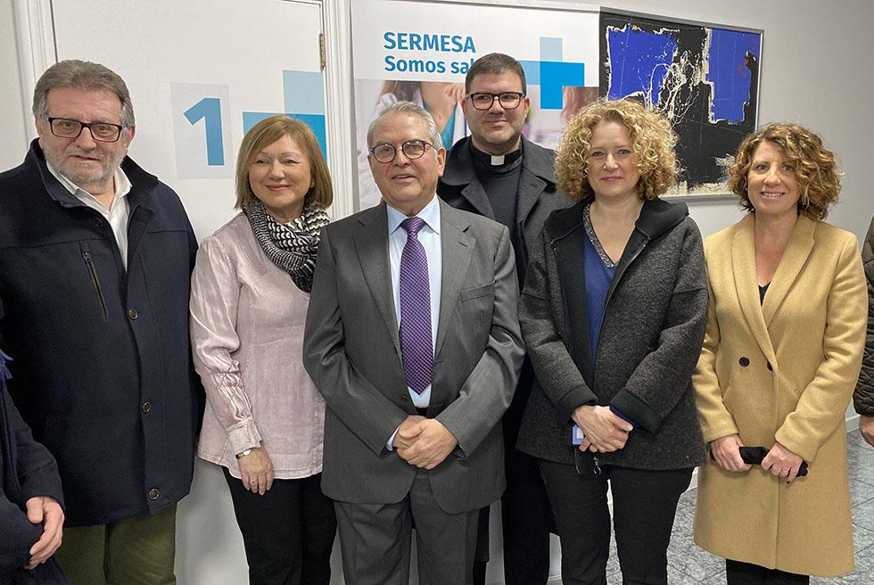 El Grupo SERMESA Salud consolida la seua expansió amb la seua nova policlínica a Torrent