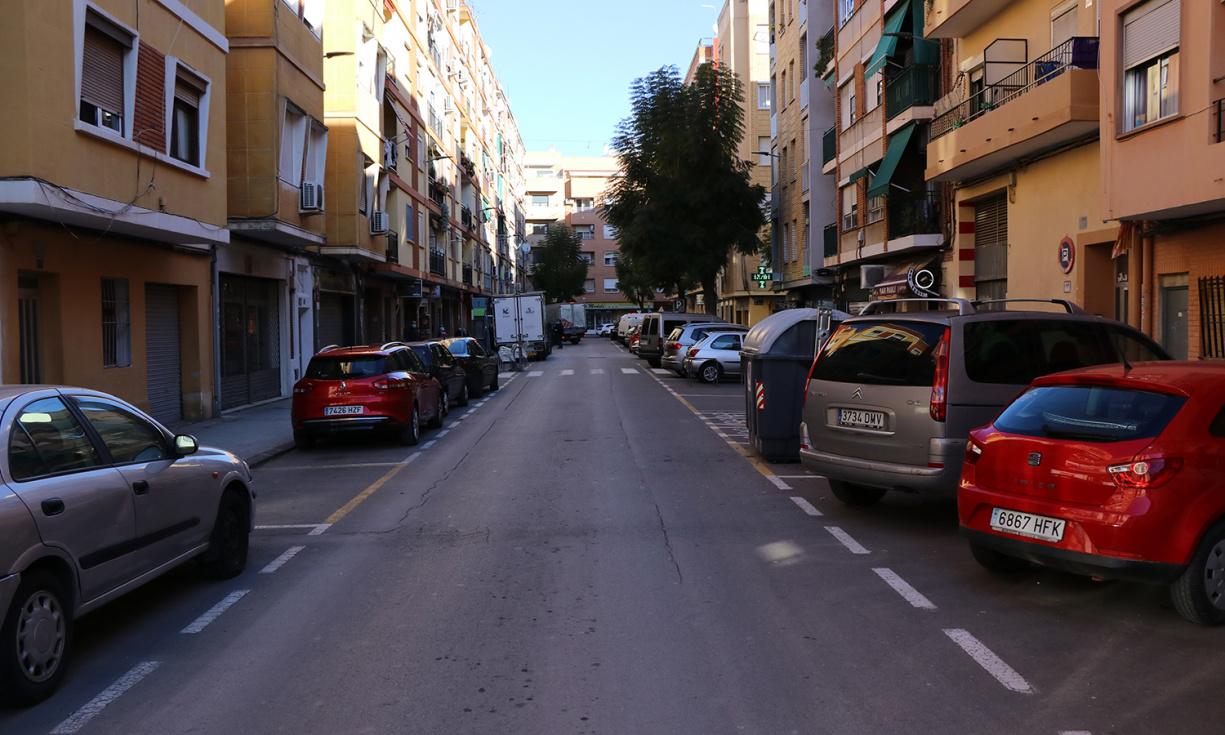 Comencen les obres de millora del carrer Nicolás Andreu en Torrent