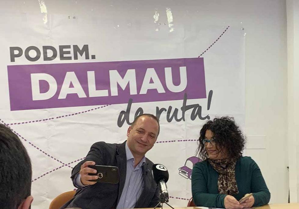 Podemos i Esquerra Unida se senten a negociar una candidatura conjunta en les locals