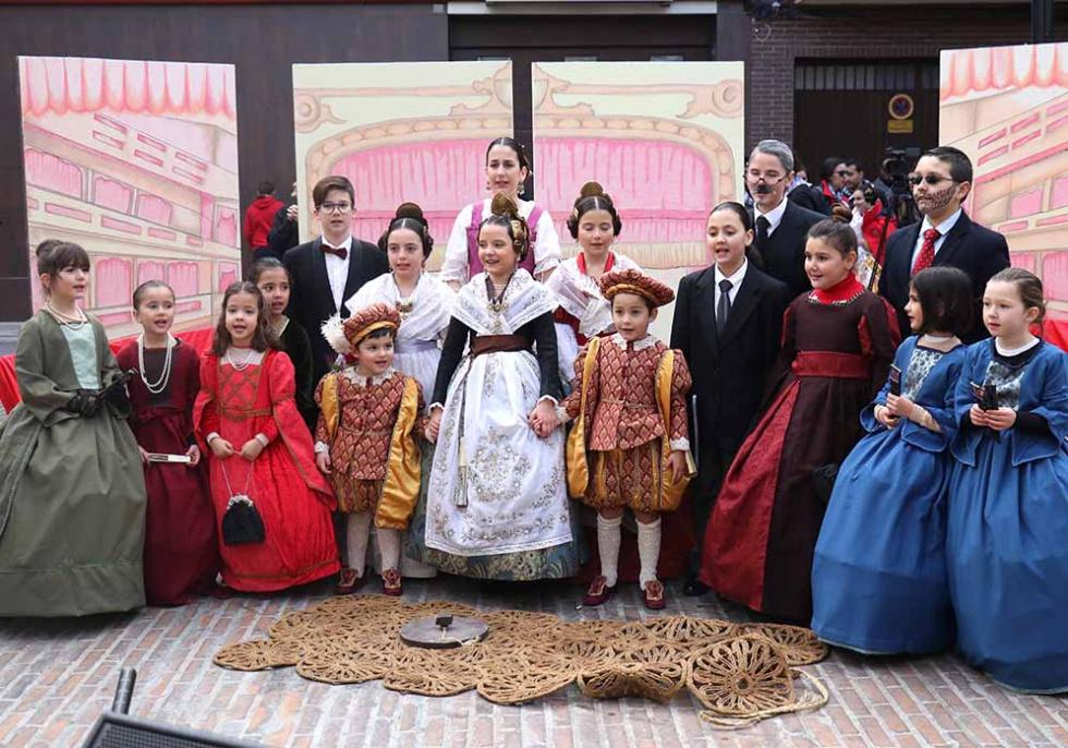 Ramón y Cajal, Avinguda i Àngel de l'Alcàsser, premis en el Cant de l'Estoreta