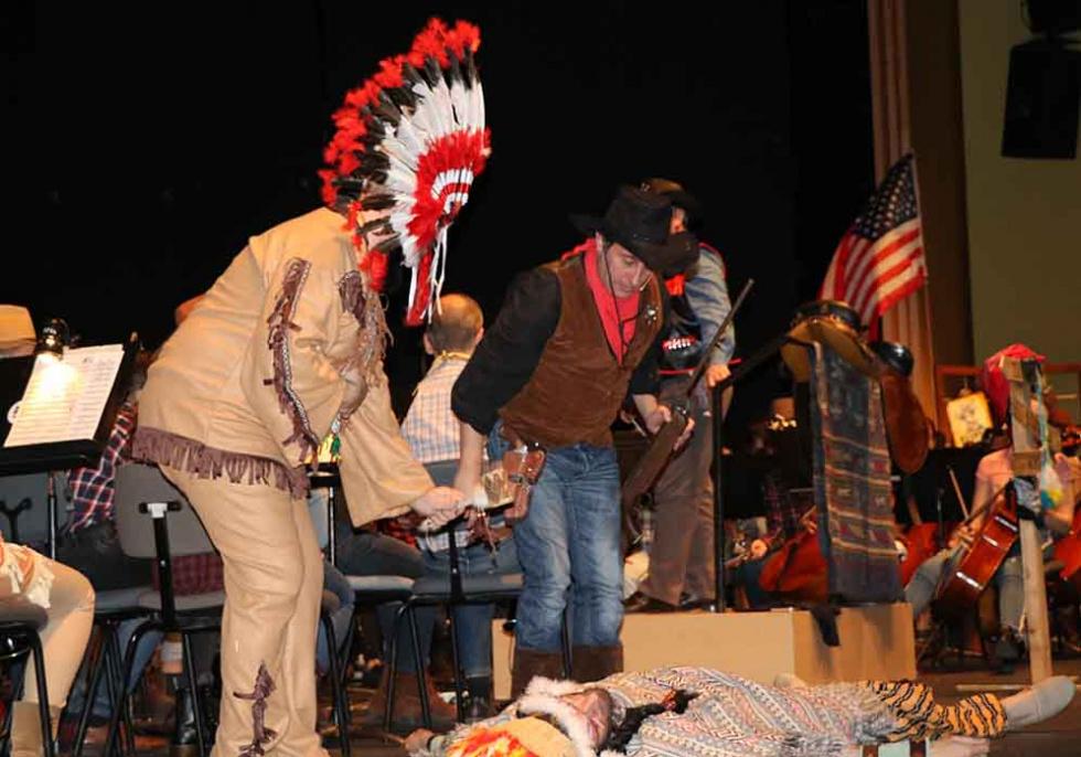 L'Auditori gaudeix amb un concert d'indis i vaquers per a tota la família