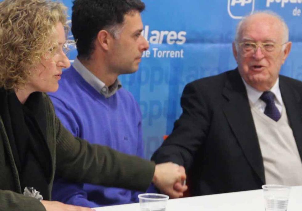 Mor Emilio Osca, fundador del Partit Popular en Torrent