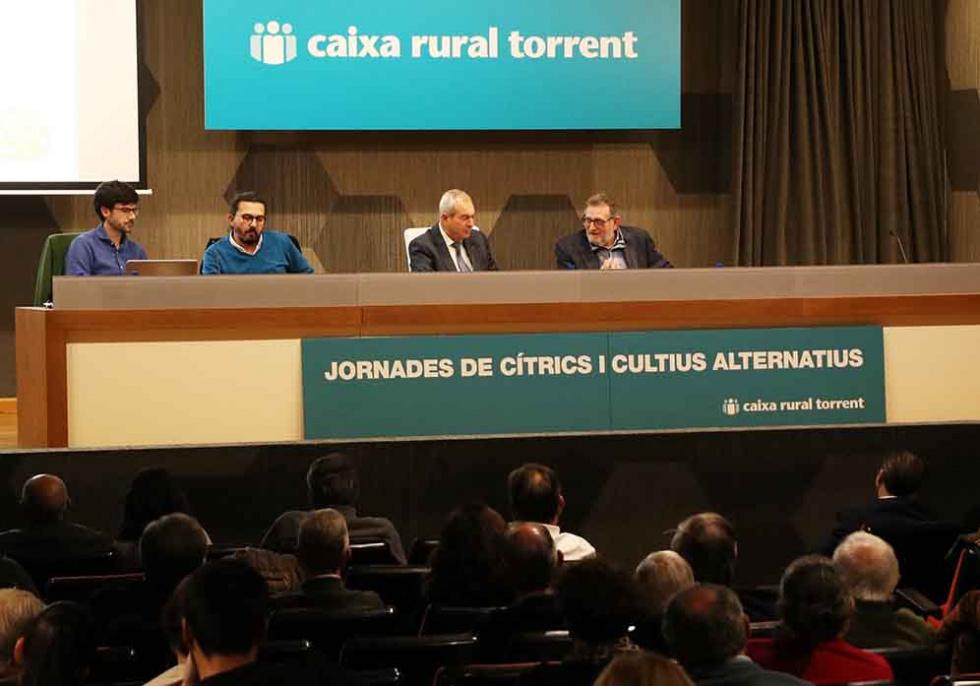 Caixa Rural de Torrent clausura les XL Jornades de Cítrics i Cultius Alternatius