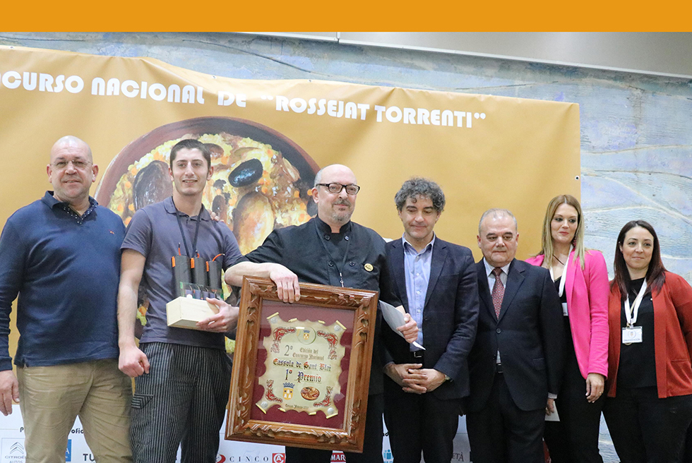 El Rossinyol de Nàquera guanya el Concurs de Rossejat