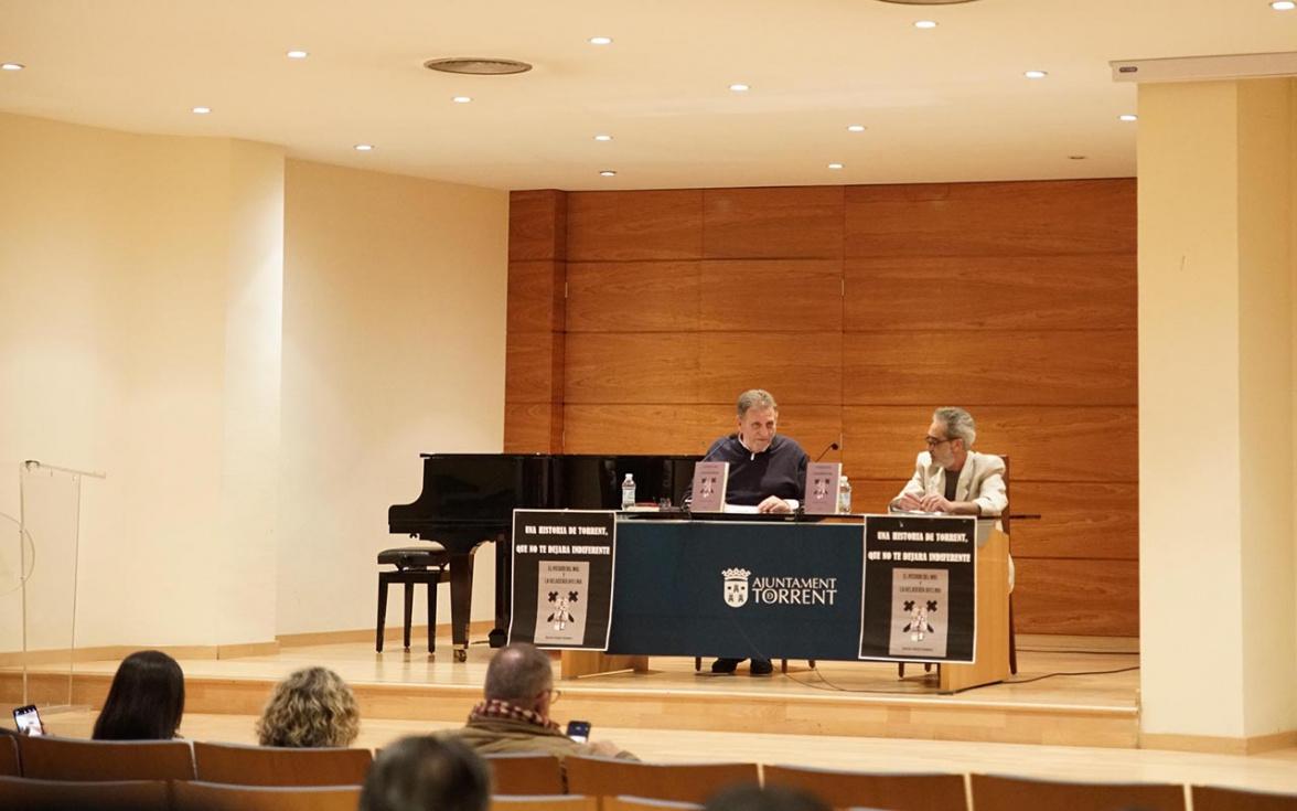 Pascual Maeso presenta