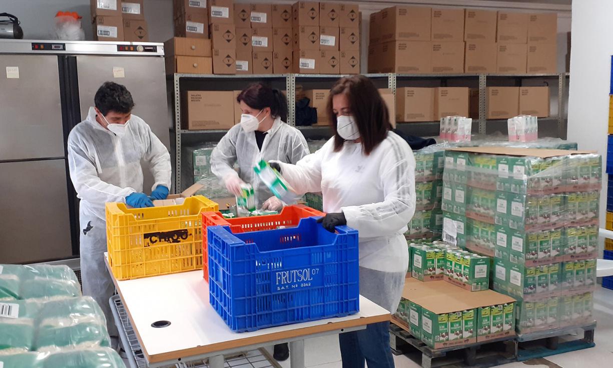 Caixa Rural Torrent destina 20.000 euros a la labor solidària enfront de la pandèmia