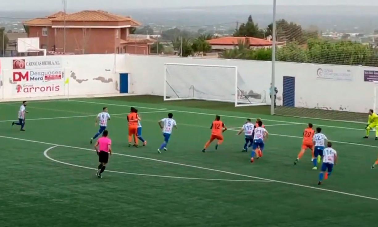 El Torrent CF cau derrotat en el camp del Crevillent Esportiu