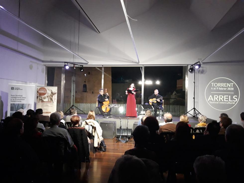 Torrent presenta Arrels IV festival de música i tradició