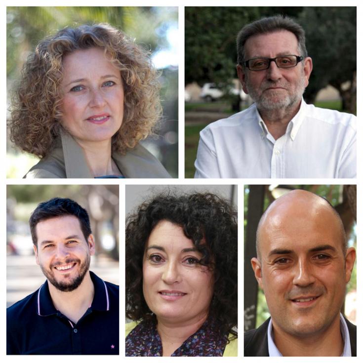 Fi de la campanya electoral passat per aigua