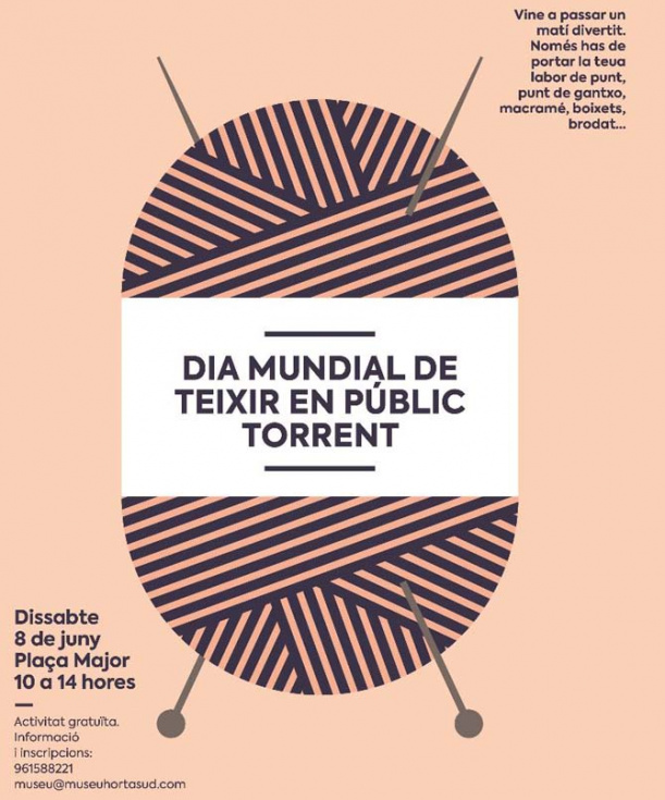 El Museu Comarcal Horta Sud organitza el Dia Mundial de Teixir en públic