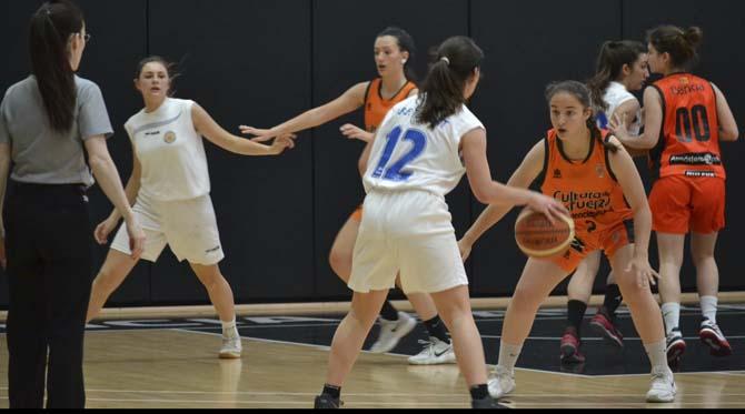 Tres victòries i dues derrotes per al bàsquet femení aquest cap de setmana