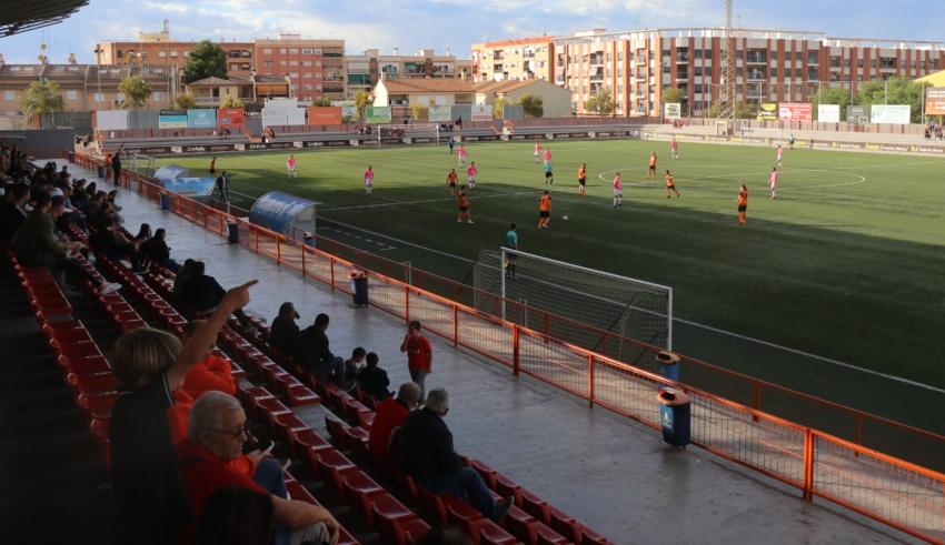 El Sant Gregori disposarà de dos nous camps d'entrenament de futbol 5
