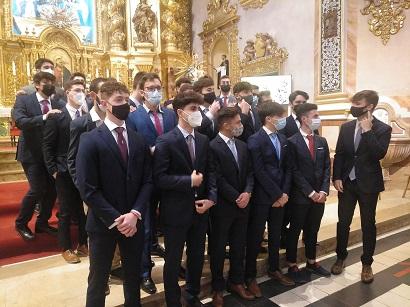 Torrent celebra la festivitat del Rosari amb una missa