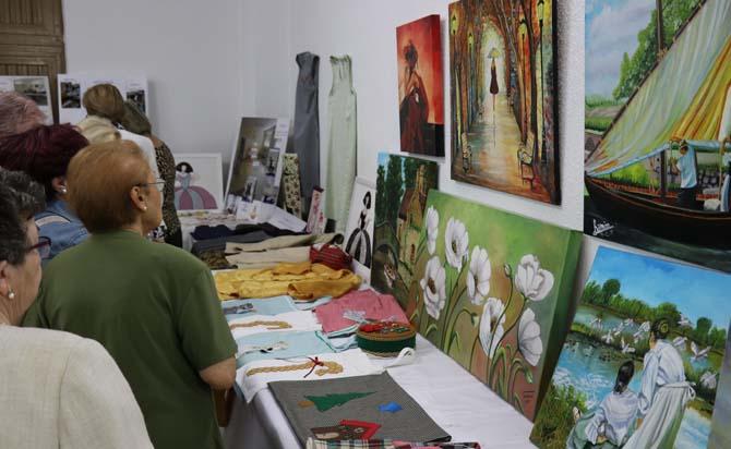 El centre cultural La Ermita celebra el final de curs