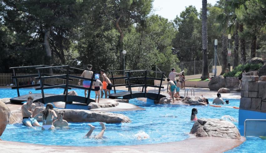 La piscina de El Vedat reobrirà l'1 de juliol amb entrades de matí i vesprada