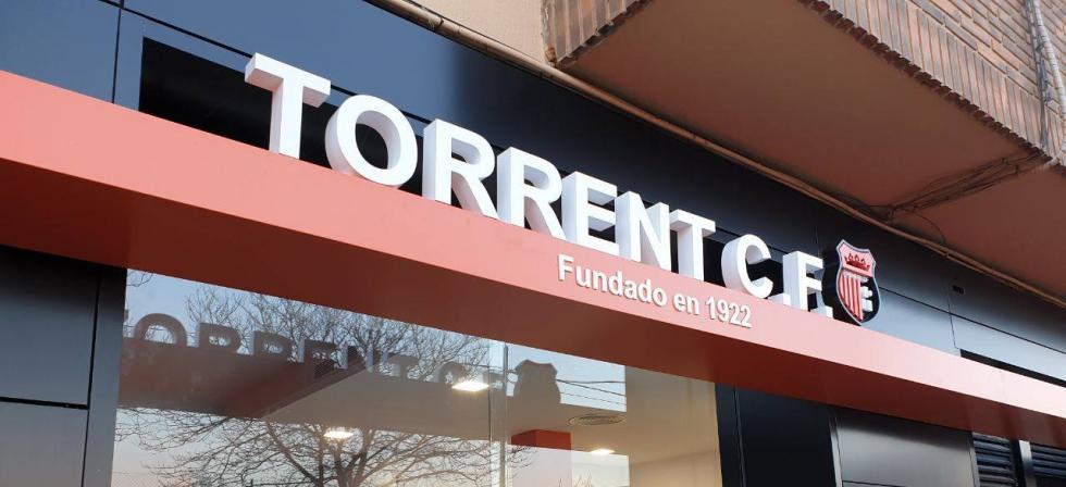 El Torrent CF obri les seues oficines
