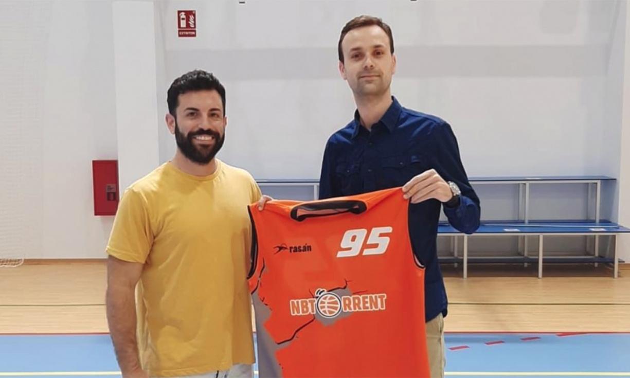 José Díaz, nou entrenador del Nou Bàsquet Torrent