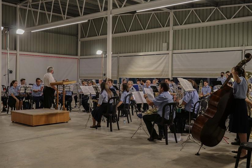 La Unió Musical celebra un concert per la festivitat del Corpus
