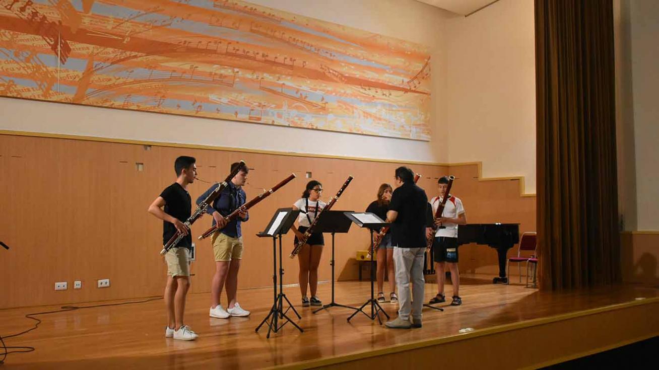39é Curs d'estiuFORUMTd'interpretaciói perfeccionament musical de la UMT