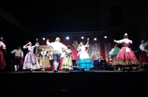 Torrent acull una nova edició del festival Nacional de Folklore