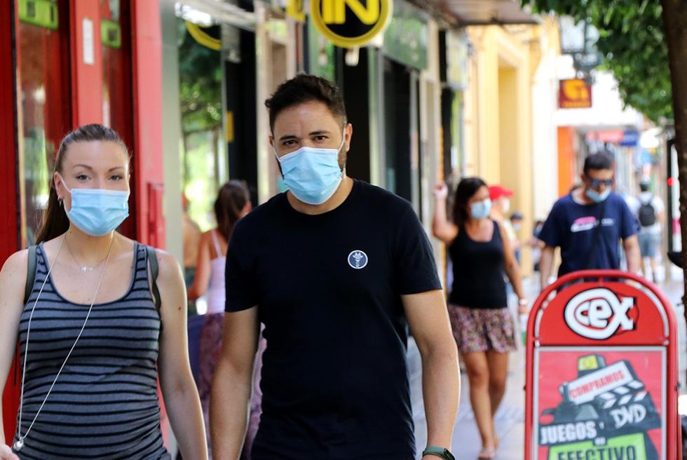 Multades 150 persones per no portar mascareta a Torrent des del 24 de juliol