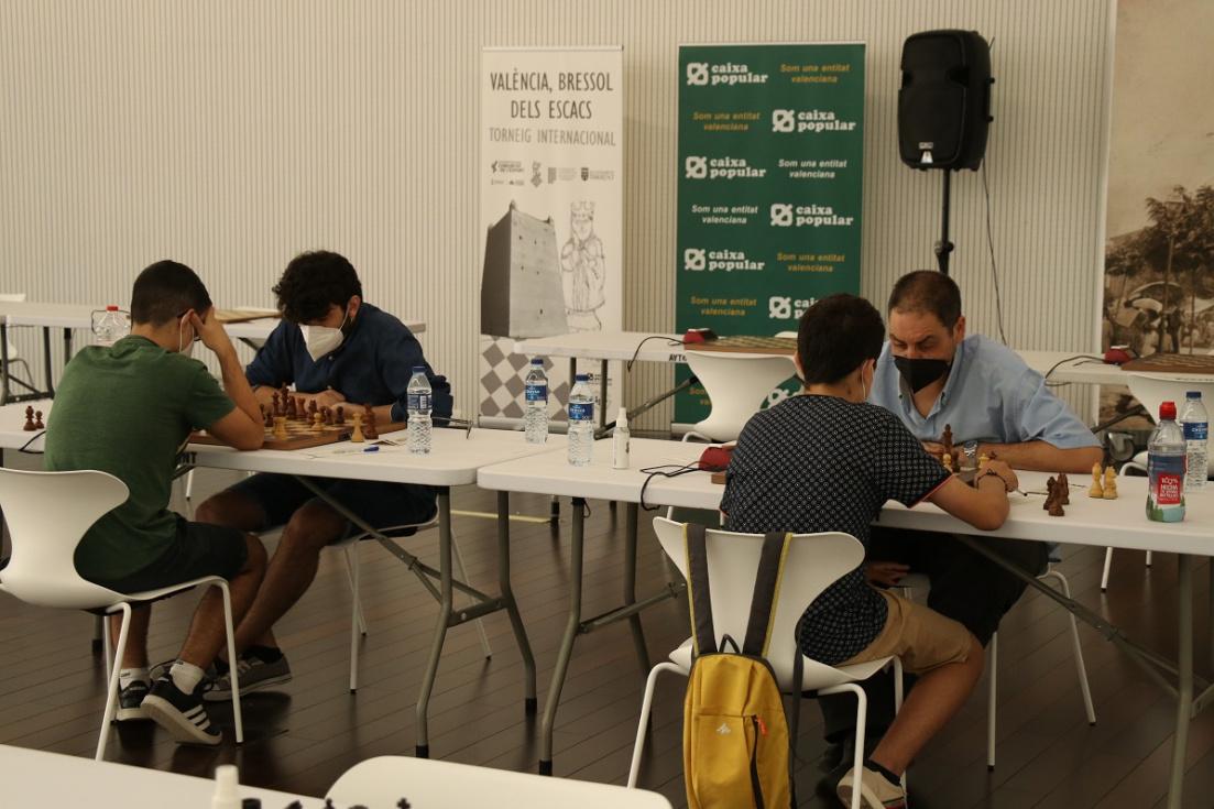 Arranca el campionat autonòmic d'escacs en l'Antic Mercat