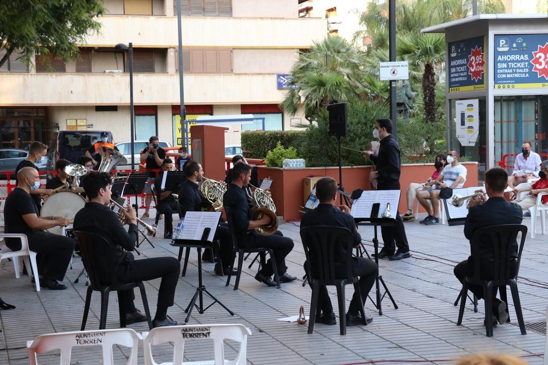 Música a la Fresca torna a les places amb totes les mesures de seguretat
