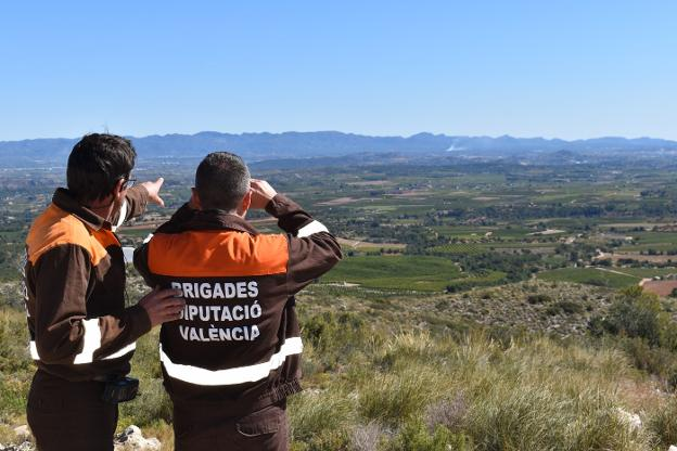 Torrent segueix sense crear la brigada forestar permanent de El Vedat