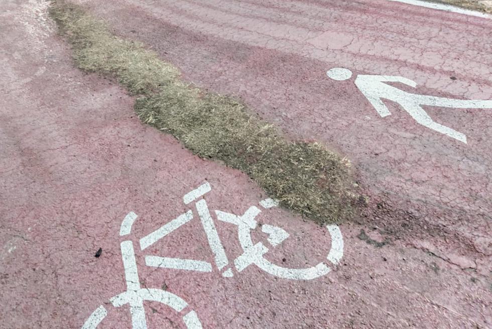 Compromís per Torrent critica la falta de manteniment dels carrils bici