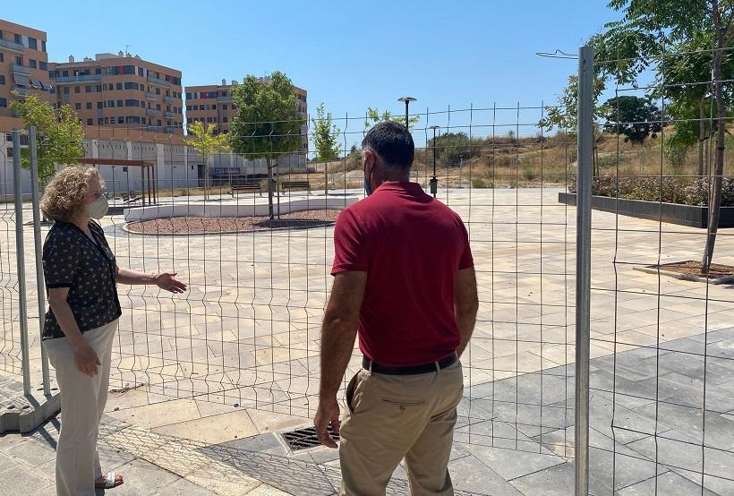 El PP demana l'obertura de la zona verda de la nova Ciutat de la Justícia