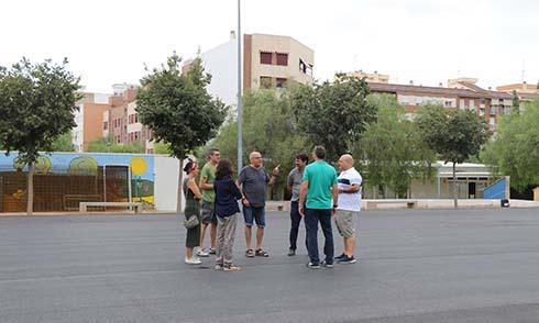 L'Ajuntament posa a punt els seus col·legis davant l'inici del curs escolar